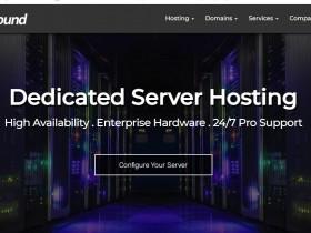 HostRound:美国1Gbps端口独服 CN2 GIA线路149.99美元/月起步